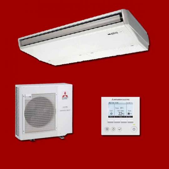Climatiseur Plafonnier Inverter PCA-RP71KAQ / SUZ-KA71VA4 MITSUBISHI ELECTRIC