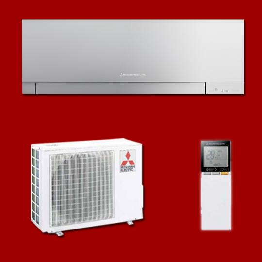 climatiseur r versible puissance de 4 6 kw 5 0 kw clim. Black Bedroom Furniture Sets. Home Design Ideas