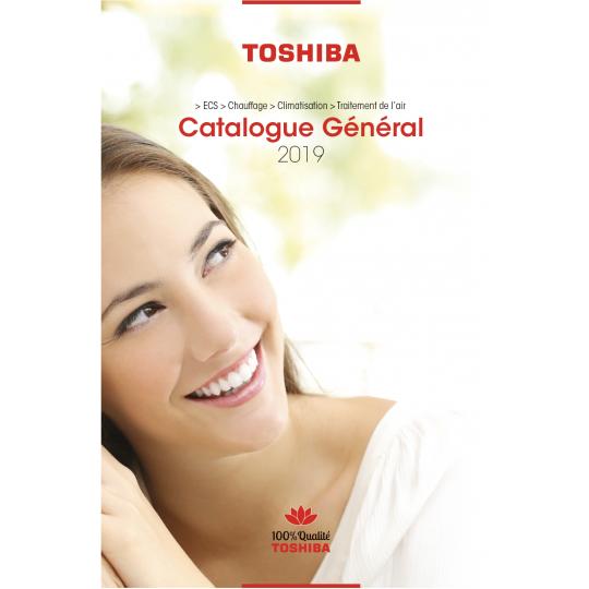 Catalogue Climatisation TOSHIBA 2019-2020
