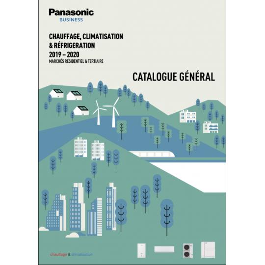 Catalogue Climatisation PANASONIC 2018-2019