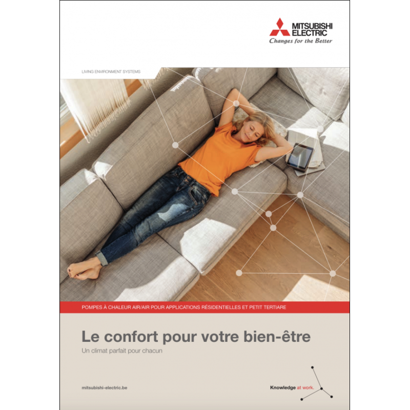 Catalogue Climatisation MITSUBISHI ELECTRIC 2019-2020