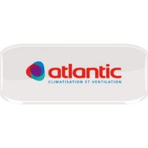Atlantic Fujitsu - Plénums Soufflage et Reprise